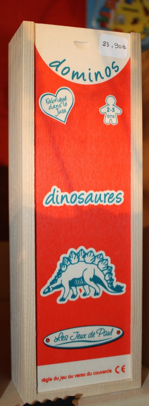 Dominos Dinosaures
