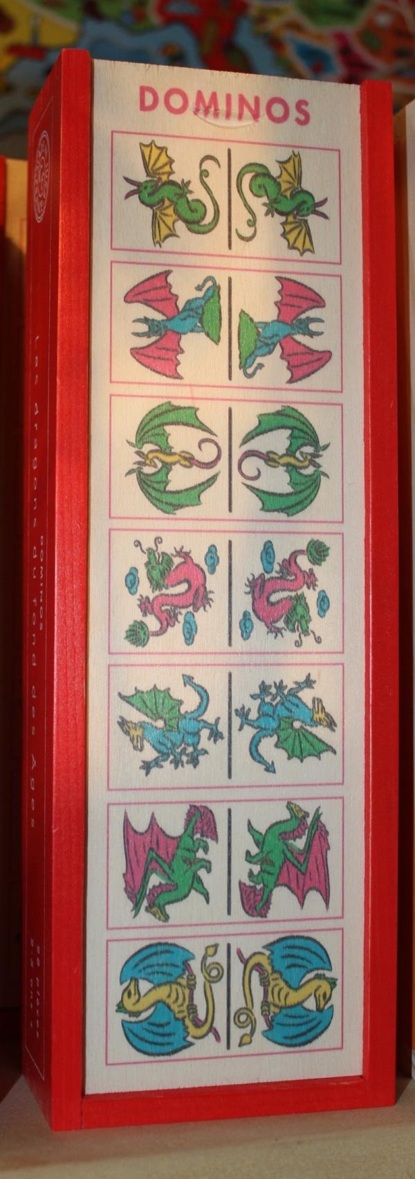 Dominos Dragons