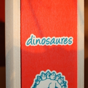 Dominos Dinosaures