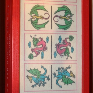 Dominos Dragons
